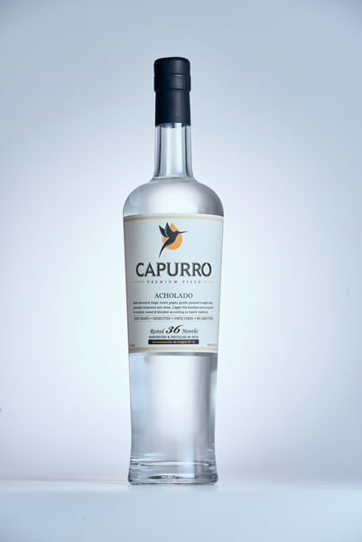 Capurro Pisco - 2017 Acholado 750ml