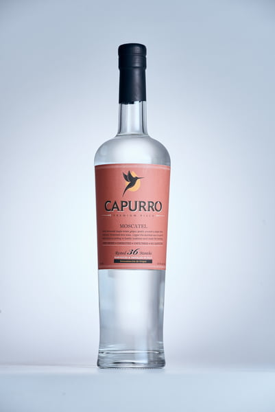 Capurro Pisco - 2016 Moscatel 750ml