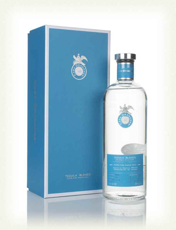Casa Dragones Tequila Blanco 750 ML