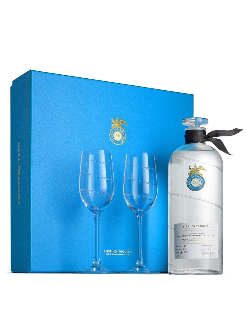 Casa Dragones Joven Sipping Tequila Gift Box 750ml