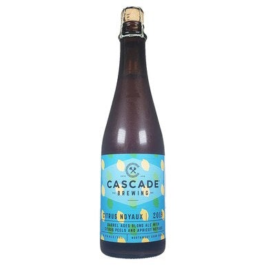 Cascade Citrus Noyaux Sour 2019 500ml