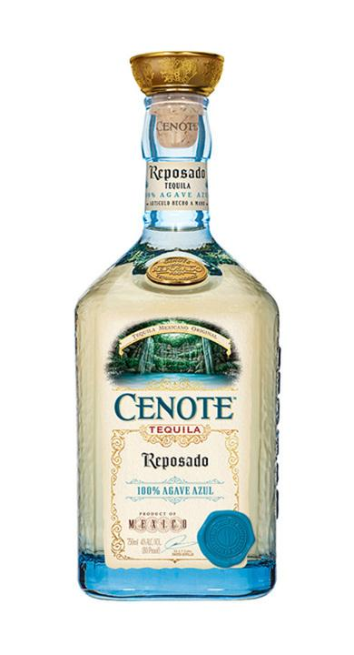 Cenote Tequila Reposado 750 ml