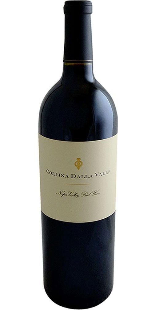 Collina Dalla Valle Napa Valley Red Wine 2017 750ml