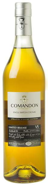 Comandon Cognac VS Single Batch - 2019 750ml