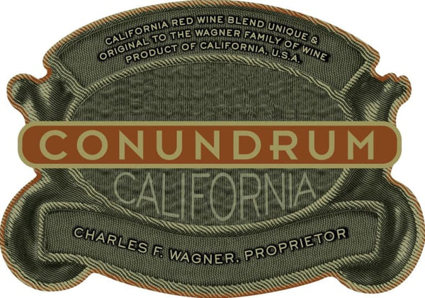 Conundrum Red Wine 2018 750ml