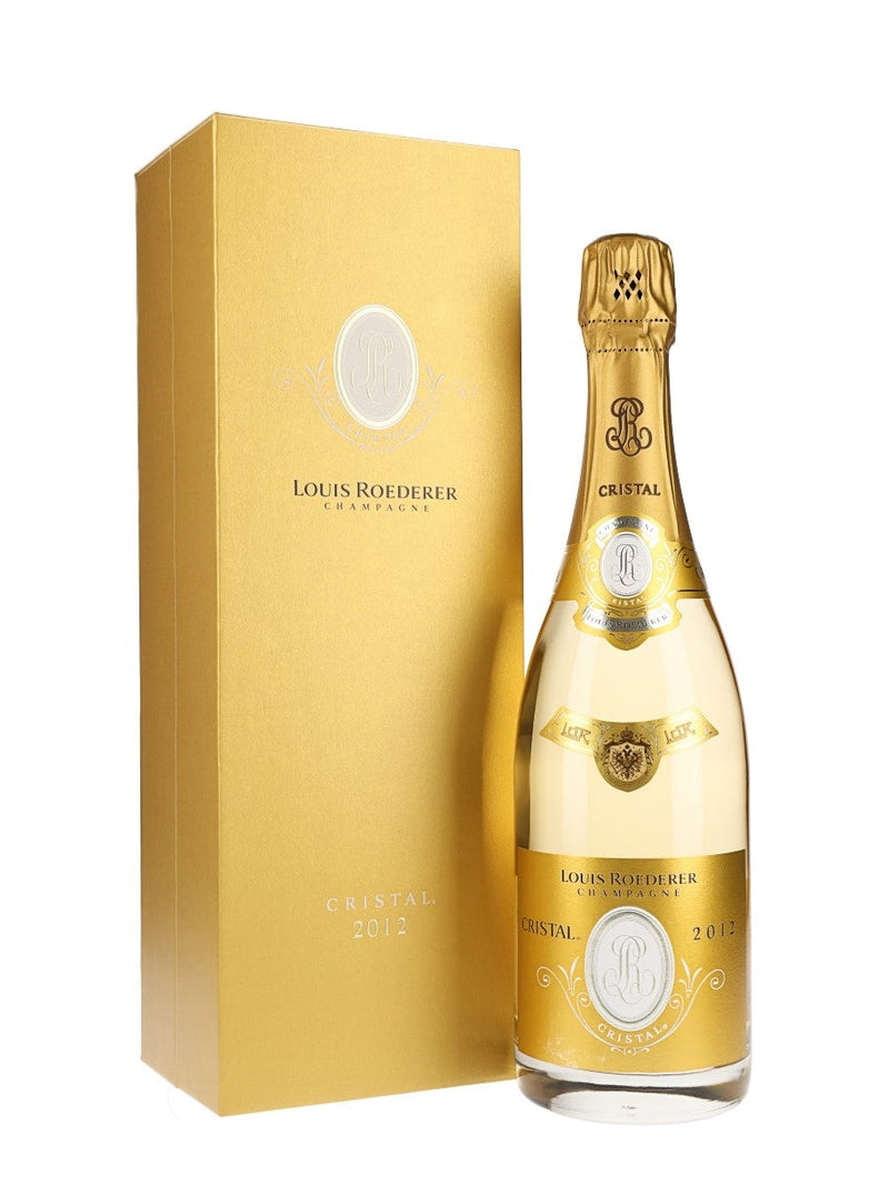 Louis Roederer Cristal Champagne France 2012 750ml
