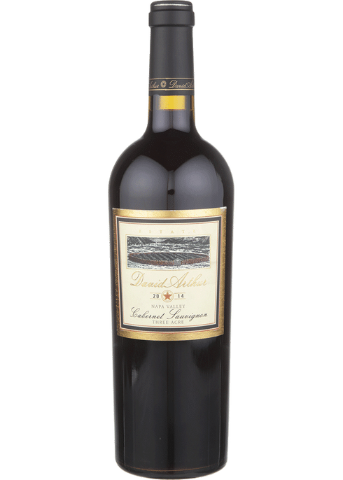 David Arthur Three Acre Cabernet Sauvignon 2016 750ml