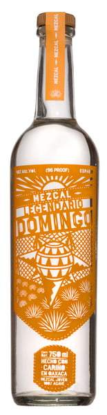 Mezcal Legendario Domingo - Espadin 750ml