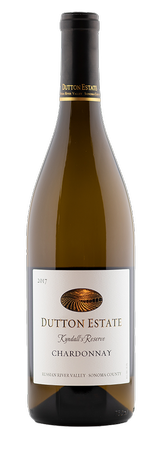 Dutton Estate Kyndall's Reserve Chardonnay 2017 750ml