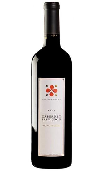 Emerson Brown Cabernet Sauvignon Napa Valley 2015 750 ML