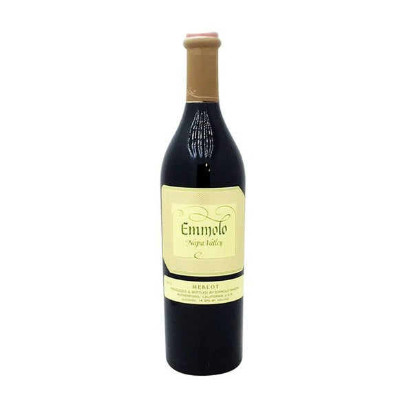 Emmolo Napa Valley Merlot 2018 750ml