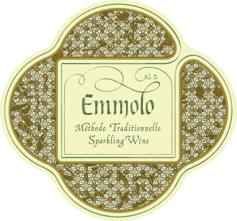 Emmolo Methode Traditionelle Sparkling Wine No 2 750ml