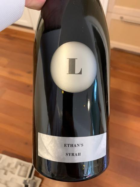 Lewis Napa Valley Ethan's Syrah 2018 750 ml