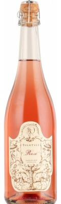 Folktale Wine Co. Rose Brut Sparkling 750ml