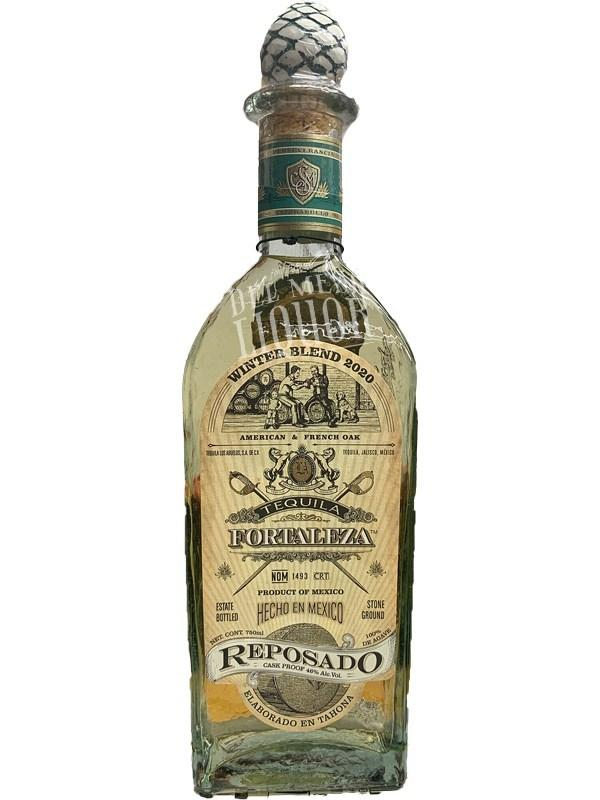 Fortaleza Tequila Reposado Winter Blend 2020 750 ml