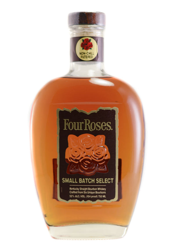 Four Roses Small Batch Select Straight Bourbon Whiskey 750ml