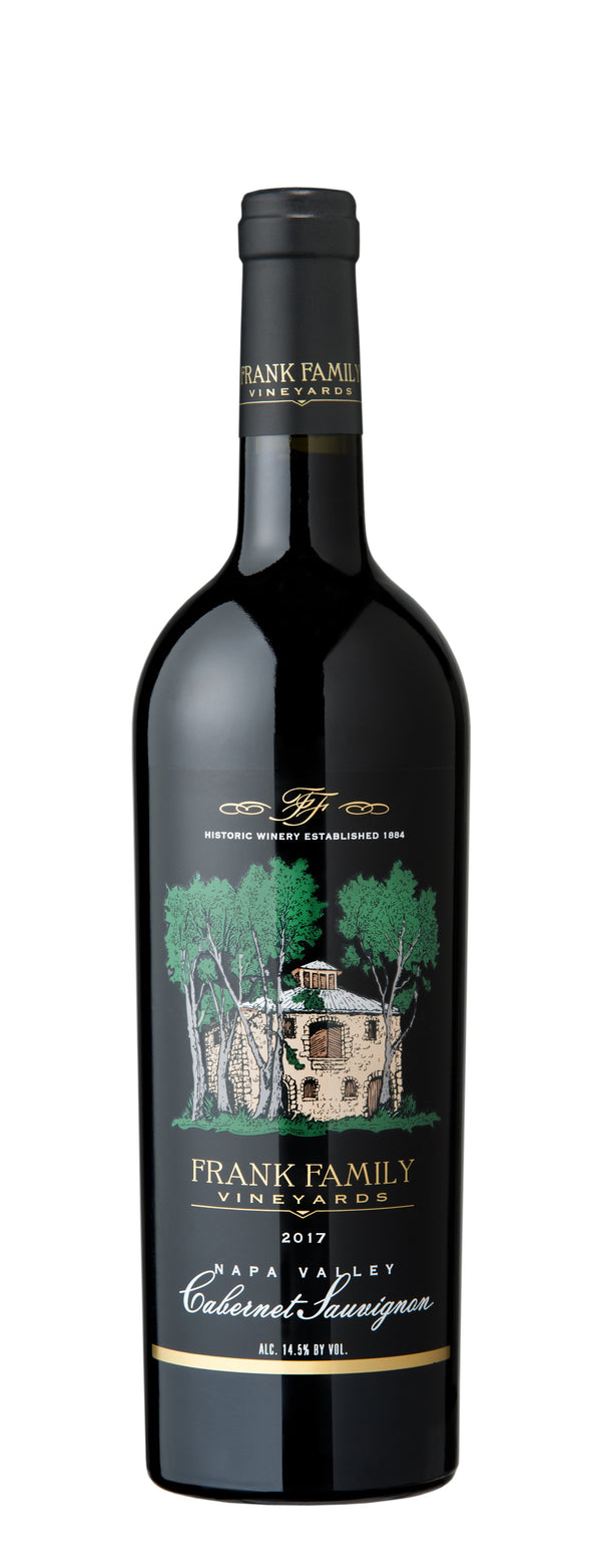 Frank Family Napa Valley Zinfandel 2017 750ml