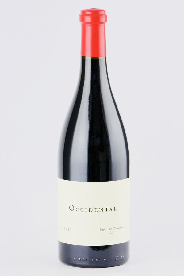 Occidental Freestone Pinot Noir 2018 750ml