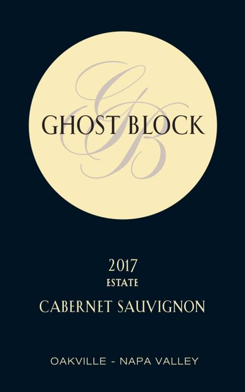 Ghost Block Oakville Estate Cabernet Sauvignon 2017 750ml