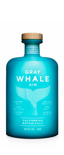 Gray Whale Gin 750ml