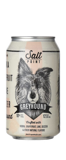 Salt Point Greyhound 4pk 12oz Can