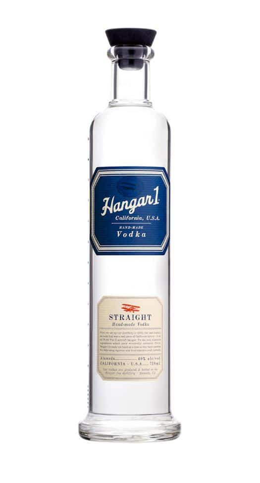 Hangar One Straight Vodka 750ml