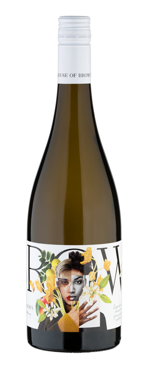 House of Brown Chardonnay 2018 750ml