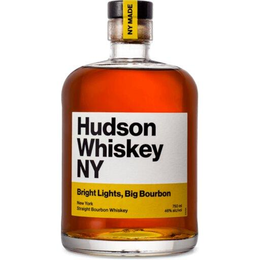 Hudson Bright Lights, Big Bourbon Whiskey 750ml