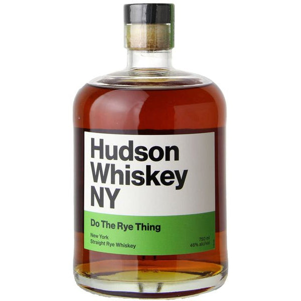 Hudson Do the Rye Thing Whiskey 750ml