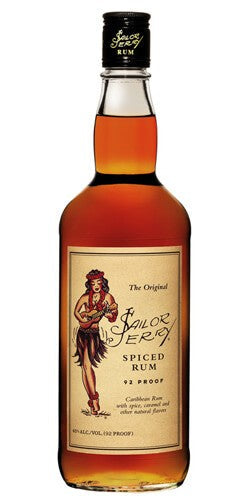 Sailor Jerry Spice Rum 750ml