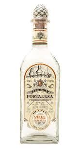 Fortaleza Tequila Still Strength Blanco 750 ml