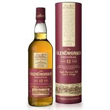 Glendronach 12 years Single Malt Scotch 750ml
