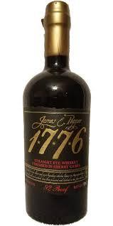 James E. Pepper 1776 Sherry Cask Straight Rye 750ml