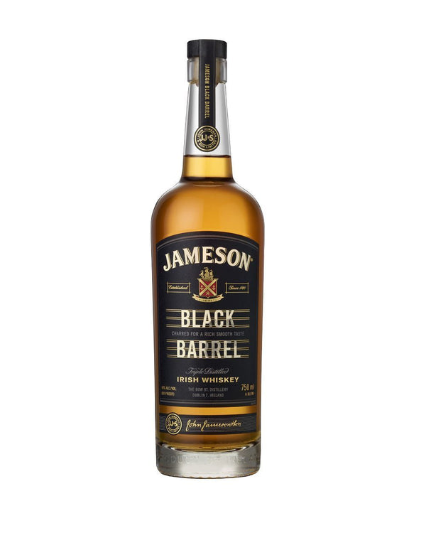 Jameson Black Barrel Reserve 750 ml