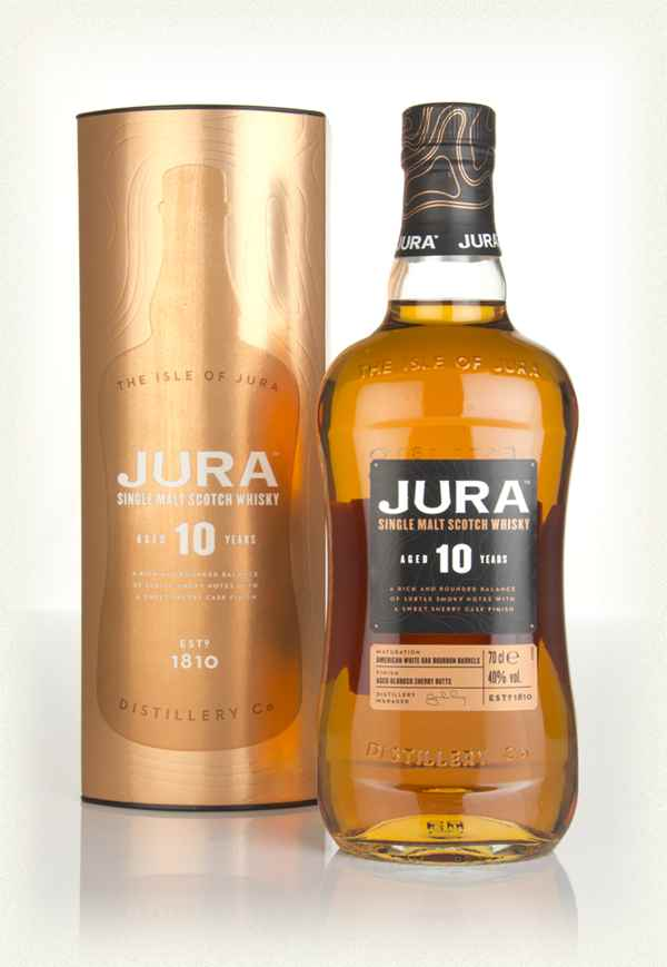 Isle of Jura Single Malt 10 year 750ml