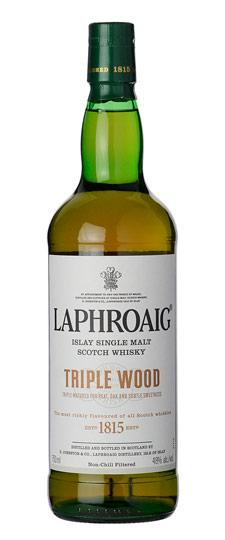 Laphroaig Triple Wood Islay Single Malt 750ml