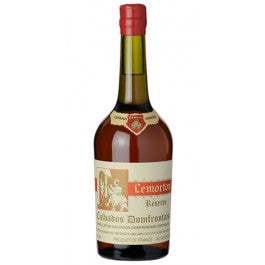 Lemorton Calvados Reserve 750 ml