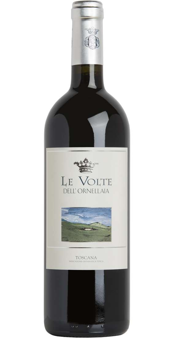 Le Volte Dell' Ornellaia Toscana Red 2018 750ml