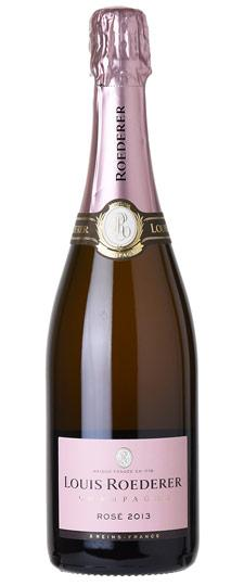 Louis Roederer Rose 2013 Champagne 750ml