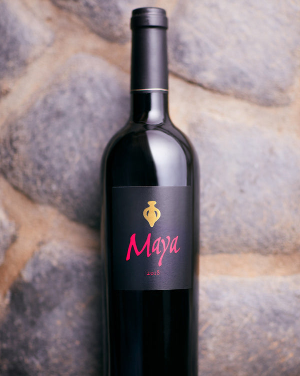 Dalle Valle Maya Napa Valley Proprietary Red 2017 750 ML