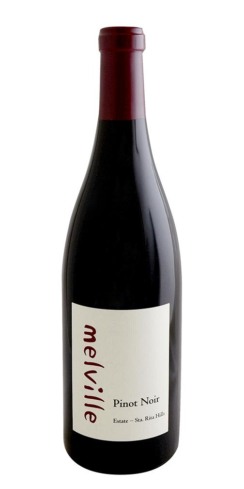 Melville Estate Sta. Rita Hills Pinot Noir Six Bottle Pack 2016 750 ML -- Price Includes Shipping