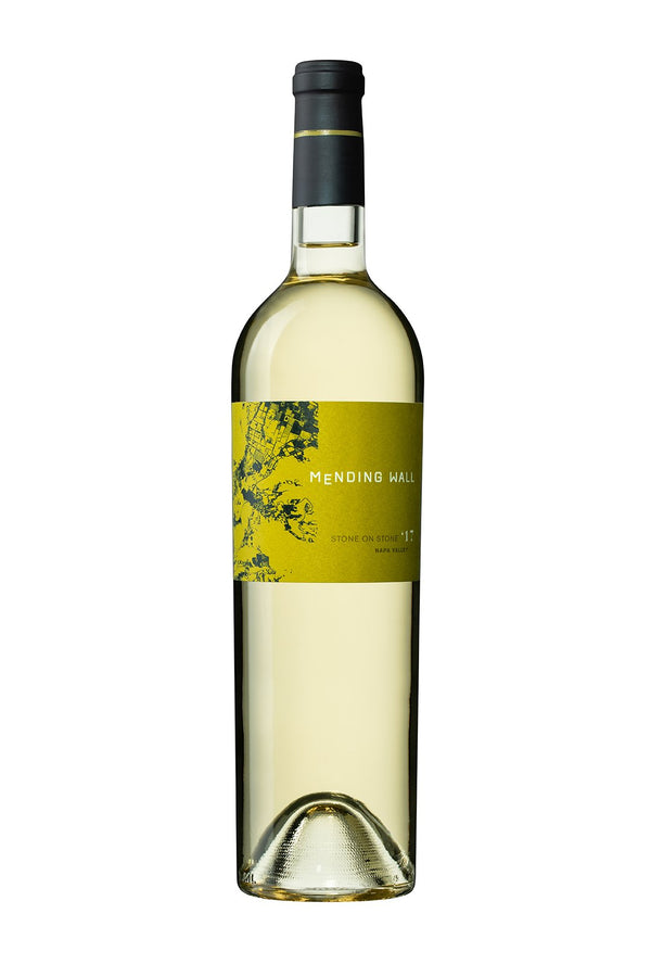 Mending Wall Napa Valley White Wine 2017 750ml