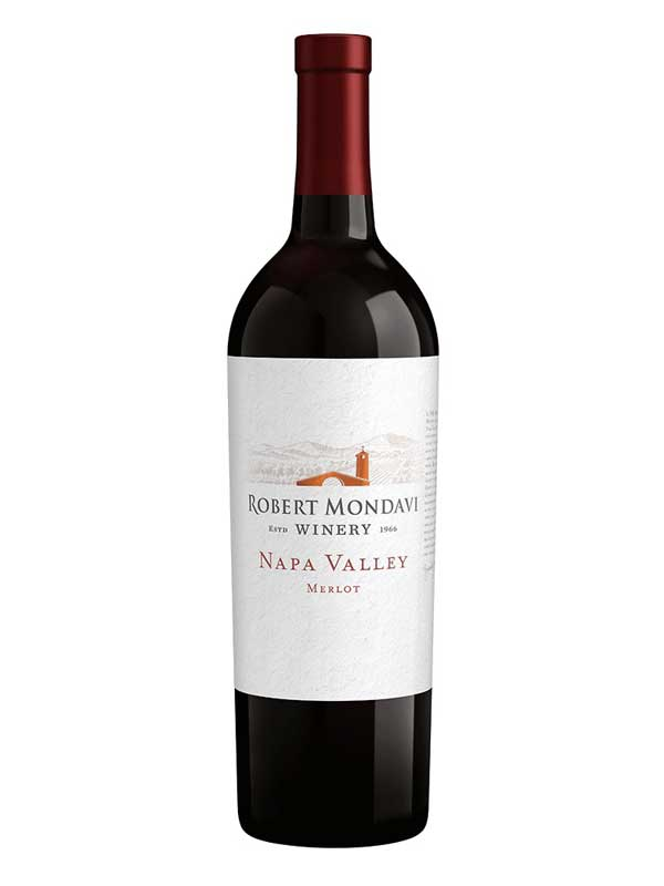 Robert Mondavi Merlot 2018 750ml