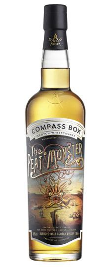 Compass Box The Peat Monster Blended Malt Scotch Whisky 750ml