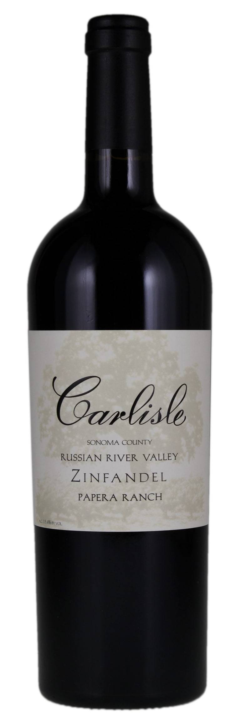 Carlisle Papera Ranch Zinfandel 2017 750 ml
