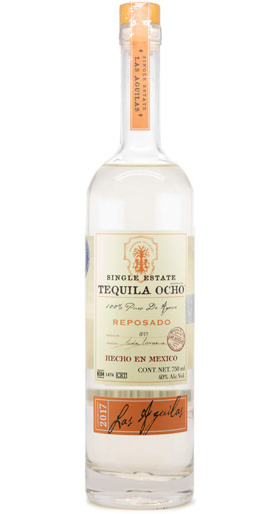 Tequila Ocho Reposado 750ml