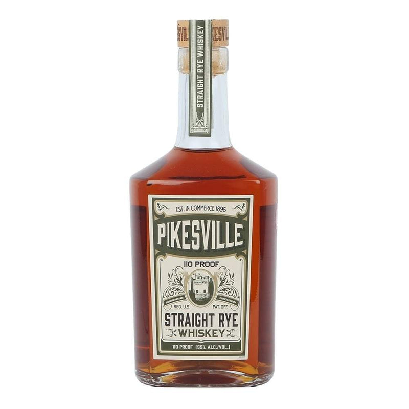 Pikesville 6 Year Rye Whiskey 750 ml