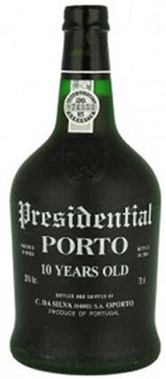 Presidential 10 year Tawny Port 750 ML