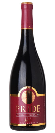 Pride Mountain Vineyards Syrah 2018 750ml