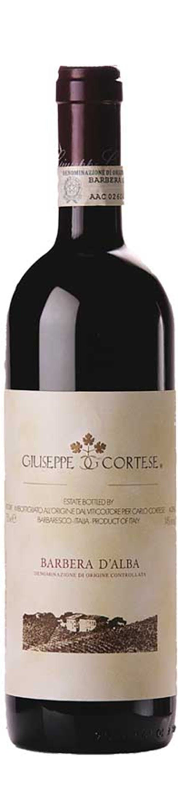 Giuseppe Cortese Barbaresco Rabaja Red 2014 750ml